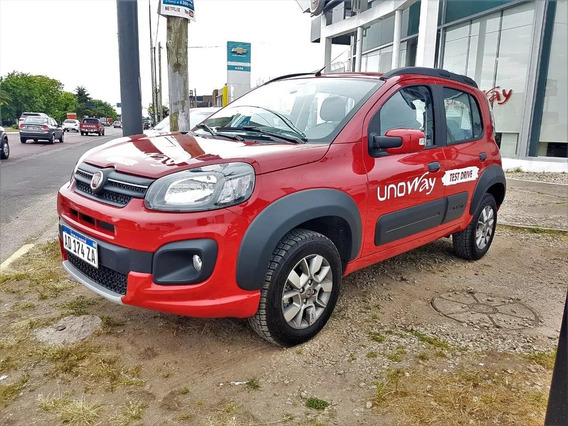 Fiat Uno Way 0km / Promo 67.800 + Cuotas / Solo Con Dni *