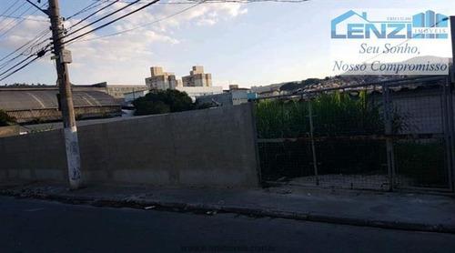 Terrenos Comerciais À Venda  Em Barueri/sp - Compre O Seu Terrenos Comerciais Aqui! - 1425862