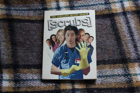 Scrubs 2da Temporada