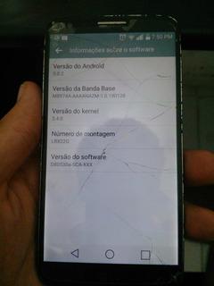 Smartphone Lg G2 D805 Funcionando. 16gb / 2gb Ram.negociavel