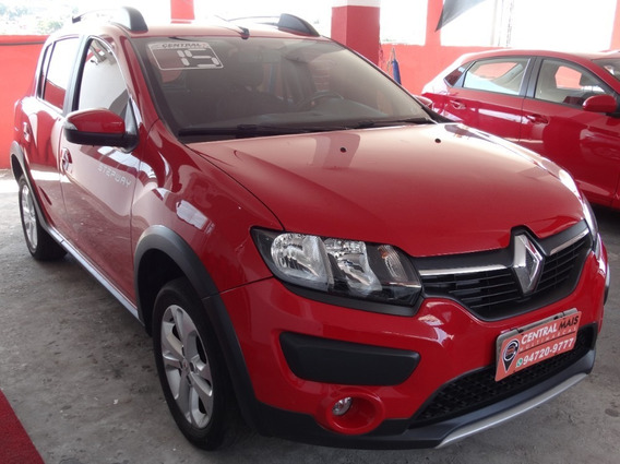 Sandero Stepway Hi-power 1.6 8v 5p - 2015