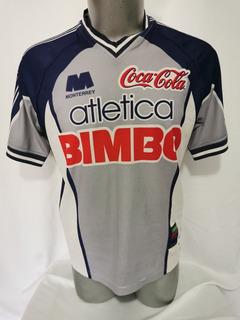 Jersey Club De Fútbol Monterrey Rayados Entrena Ch