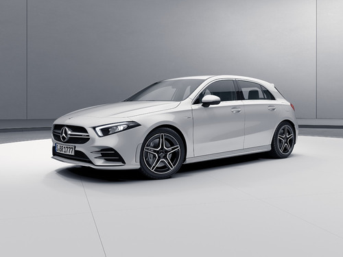 Mercedes Benz Amg Clase A 35 Hatch 1.6 A35 4matic 306 Cv 5 P