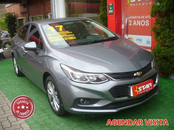 Cruze Lt 1.4 Turbo Sedan - 2017 Star Veículos