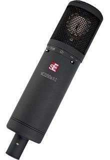 Se Electronics 2200a Ii Microfono De Condensador Cardioide