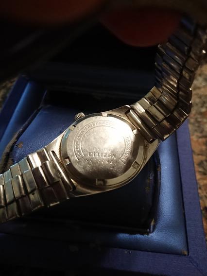 Reloj Citizen Watherproof Cuerda