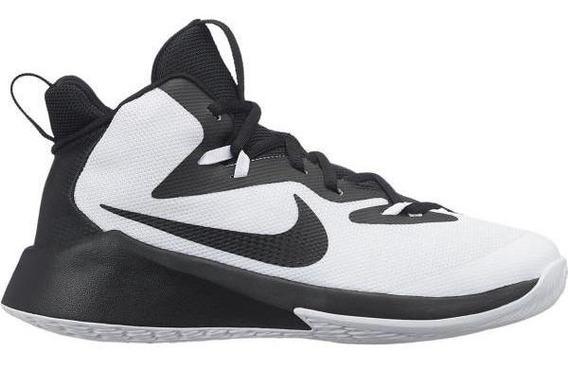 Zapatillas Nike Future Court Gs De Basquet Niño/niña/dama