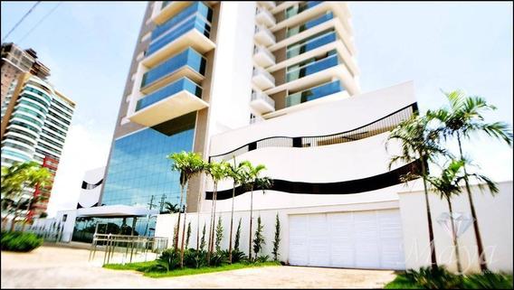 Cobertura Duplex 4 Suítes, 374 M² C/ Lazer Na Orla 14 - Excellence Tower - Co0004