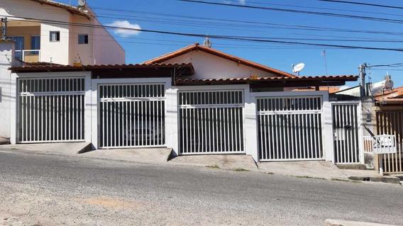 Casa Geminada Com 2 Quartos Para Comprar No Santa Helena Em Contagem/mg - 45421
