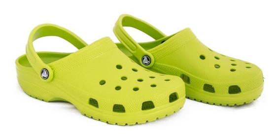 Crocs Originales Classic Unisex Verde