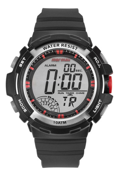 Relógio Digital Mormaii Mo8902ac8l