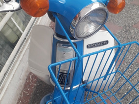 Vendo Honda C70 Año 93 Original Documentos Al Dia
