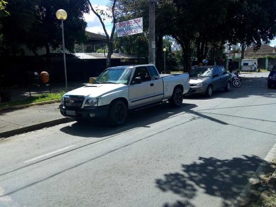 Chevrolet S10 4.3 Dlx Cab. Estendida 2p 1998