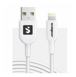 Cabo Usb iPhone iPad Carregador Resistente Lightning Sumexr