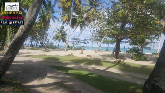 Se Vende Solar Frente A La Playa Rogelio En La Yagua Río