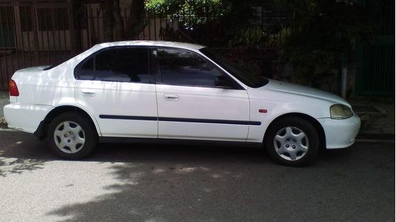 Honda Civic Motor 1.6 1999 4 Puertas