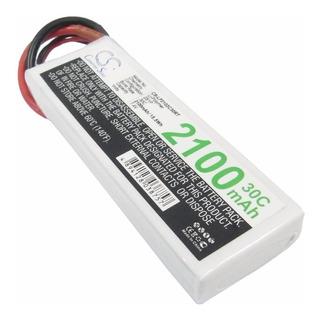 Bateria 7,4v 2100mah Lp2102c30 Para Drone Aeromodelismo