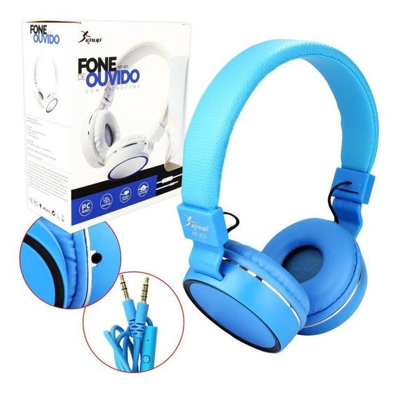 Fone De Ouvido Headphone Kp421