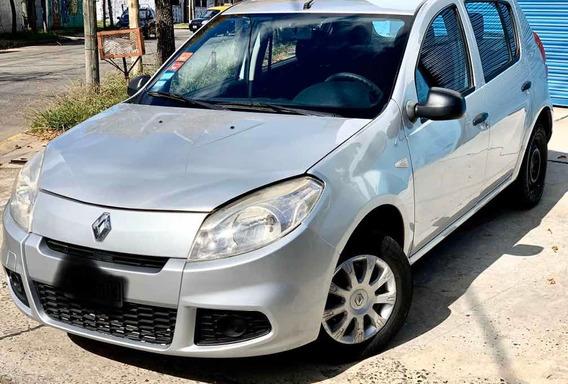 Renault Sandero Confort Pack Unico Dueño