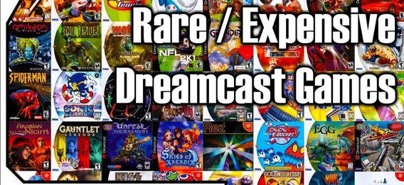 Patchs Dreamcast Pacote 6 Unidades Jogos