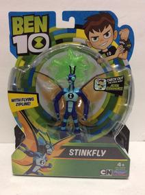 Nuevas Figuras De Ben 10 Stinkfly Envió Gratis