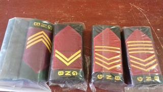 Caponas De Guardia Nacional