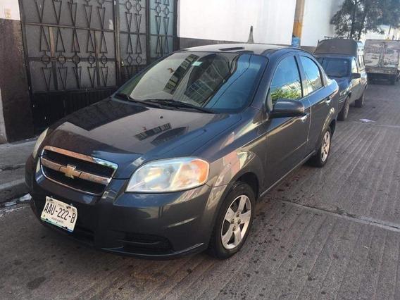 Chevrolet, Aveo 2010