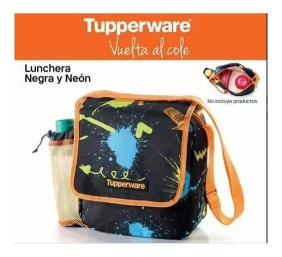 Organizador Tupperware Lunchera Termica Spring/neon
