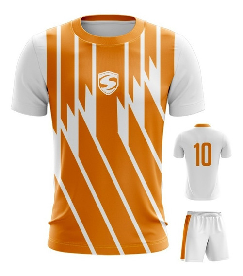 Camisa Time De Futebol Dry Fit - Cod. 002