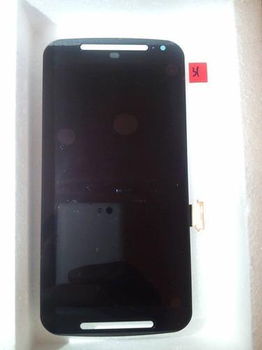 Lcd Motorola G2 Nuevo + Herramientas Con Instalacion