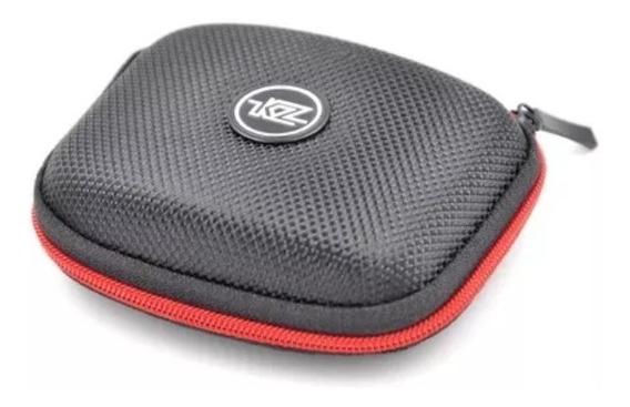 Case Kz - Bag Porta Fone De Ouvido Original