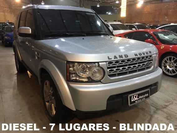 Land Rover Discovery 4 2.7 S 4x4 V6 36v Turbo Diesel 4p