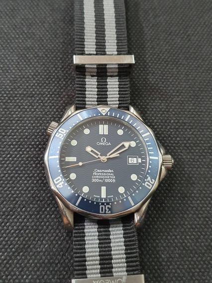 Relógio Omega Seamaster 007 James Bond Automático 41 Mm !!!