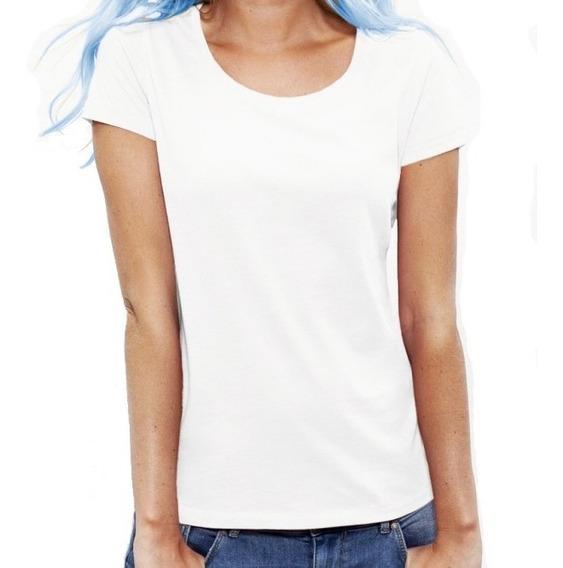 Remera Lisa Mujer 100% Algodón Varios Colores Rebel Label