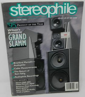 Revista Stereophile Guia Referencia Diciembre 1995