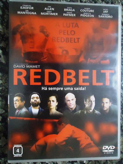 Dvd Redbelt/cinturão Vermelho-há Sempre Uma Saída