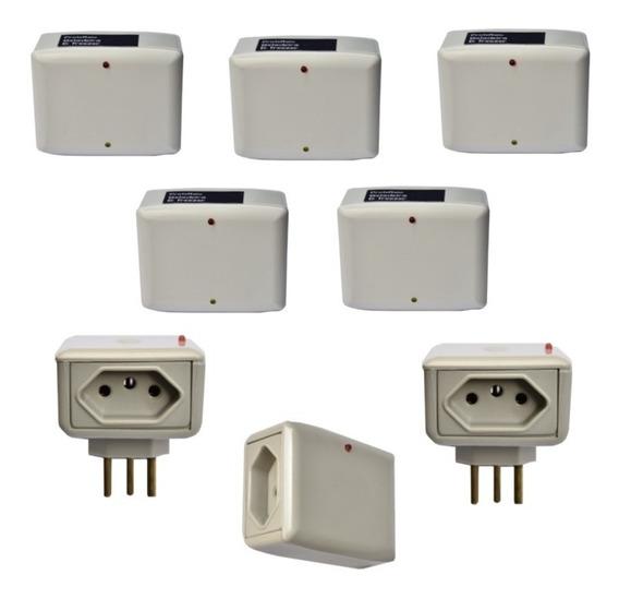 Protetor Raio 5un P/ Geladeira 2un P/ Tv 1un P/ Microondas
