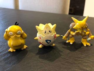 Muñecos Pokémon Tomy