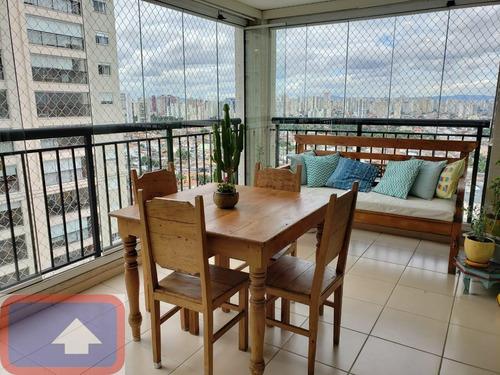 Apartamento De 96m² Com (2) Dois Dormitórios, 3° Reversível, Varanda Gourmet, Churrasqueira, Cervejeira, Adega Em Condomínio Clube! - 16132