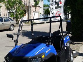 Cuatriciclo Utv Hisun Sector 250cc Inyeccion 4x2 L - H