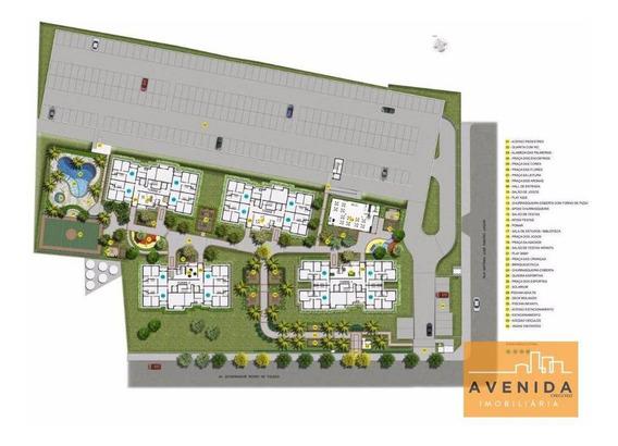 Apartamento Residencial À Venda, Bonfim, Campinas. - Ap0251