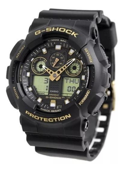 Relógio Casio G100gbx 1a 9dr