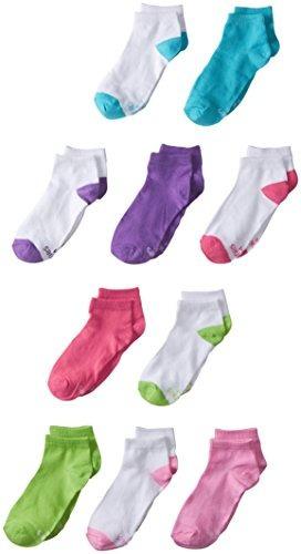 Calcetines De Corte Bajo Hanes Para Ninas, Colores De Zapato