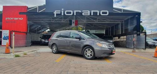 Imagen 1 de 13 de Honda Odyssey 2012 3.5 Exl Minivan Cd Qc At