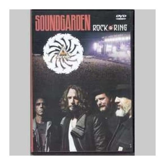 Soundgarden Live At Rock Am Ring Dvd Nuevo