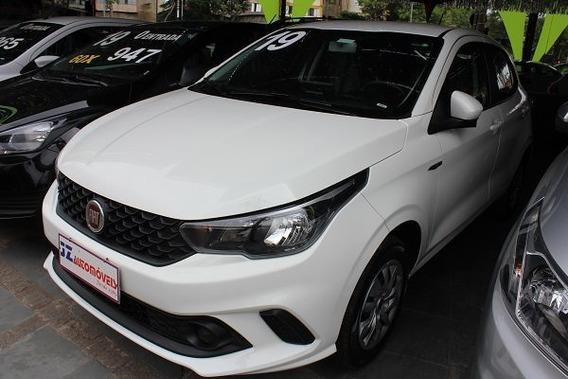 Fiat Argo Drive 1.0 Sem Entrada Carro Bom Uber Score