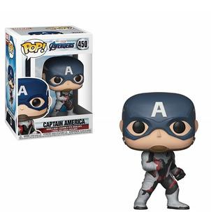 Funko Pop Marvel Avengers Endgame - Capitan America (ts) 450