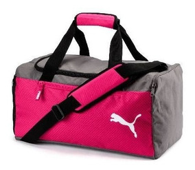 Mala Puma Beetroot Purple Sports Steel Gray Bag M