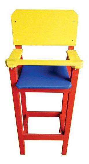 Cadeira Infantil Para Refeição Restaurante - Criança Feliz