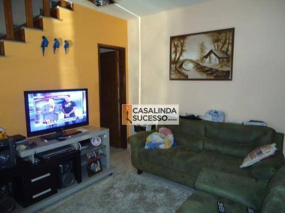Sobrado 110m² 2 Dormts 1 Vg Próx Av Souza Bandeira - So0050 - So0050